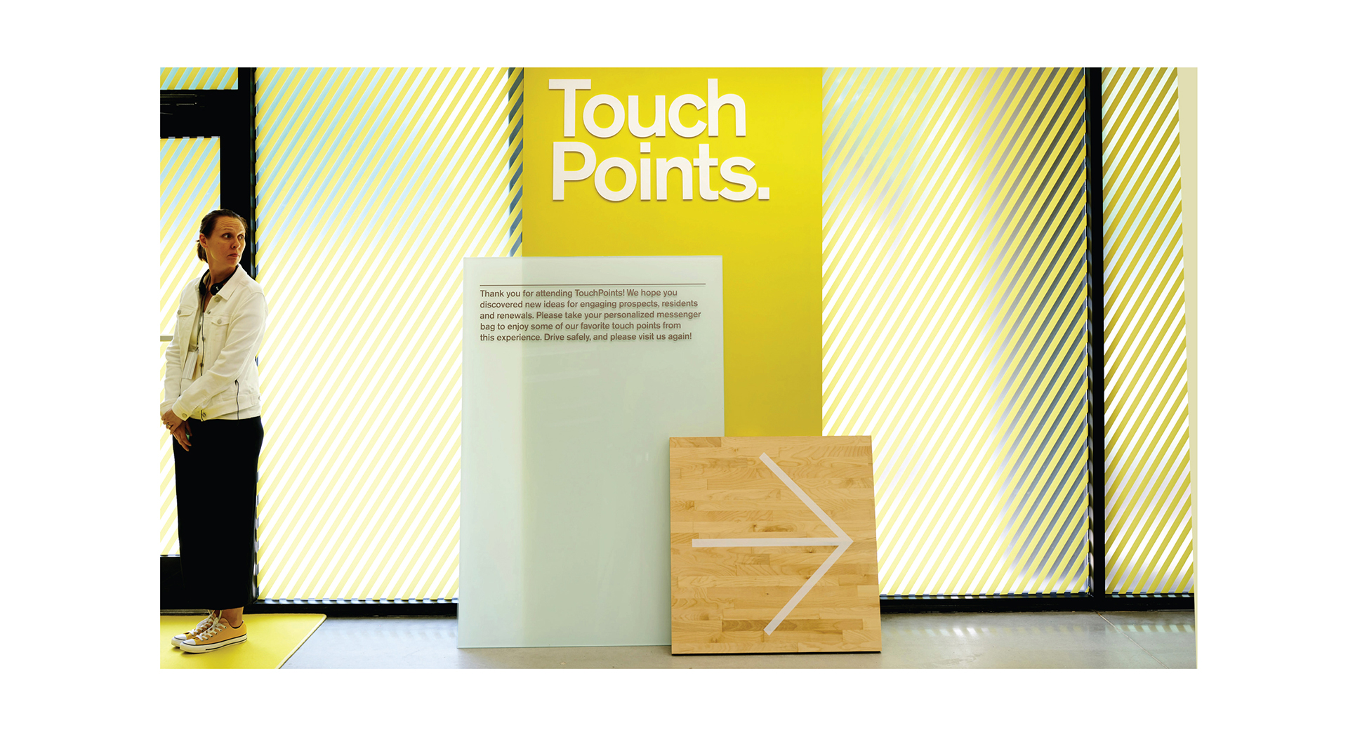 Creating Brand TouchPoints