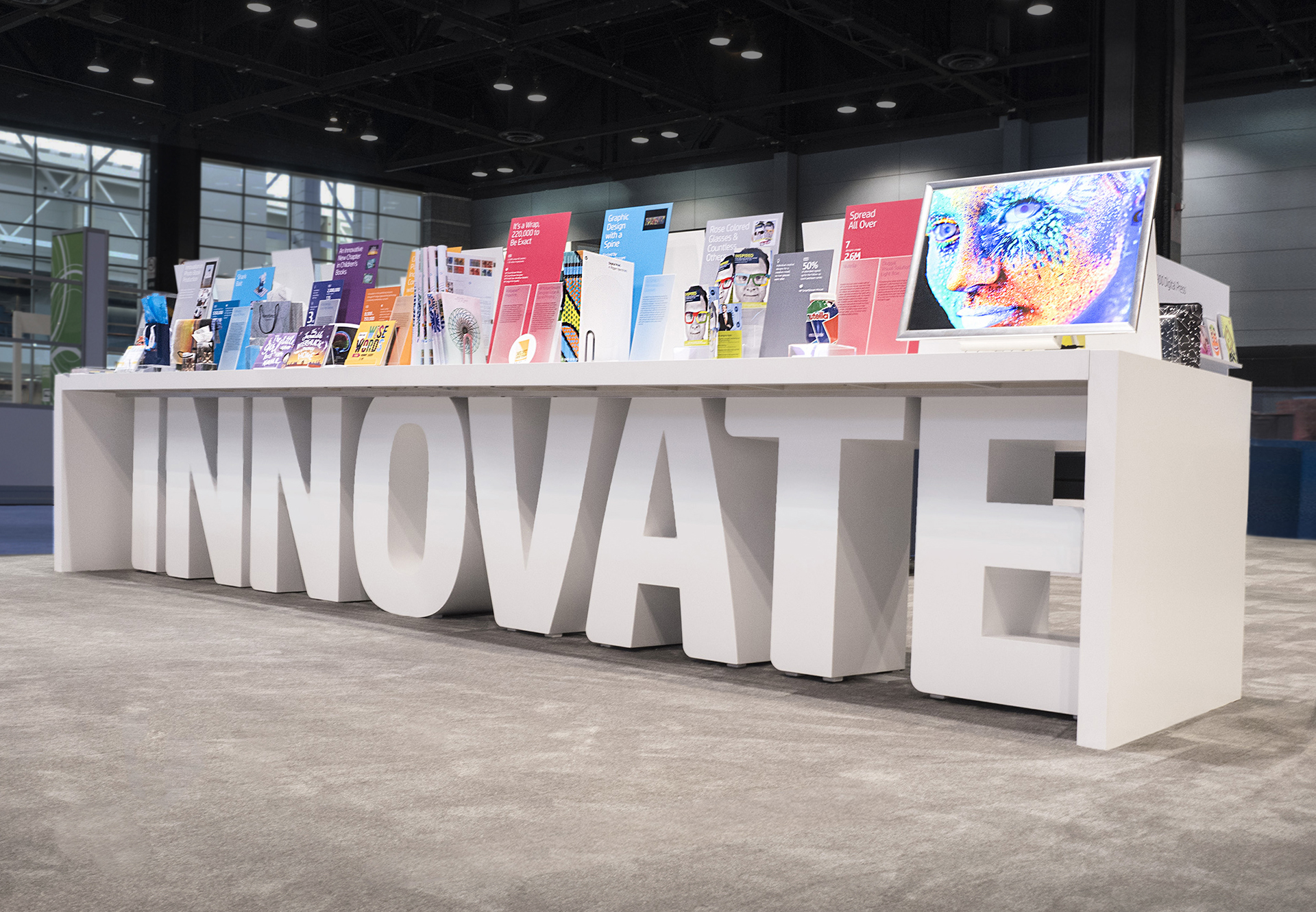 HP Works with Grant to Showcase Graphic Solutions at PRINT 17
